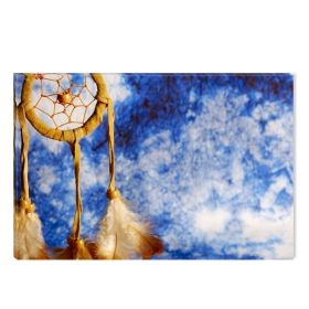 Tablou Dream Catcher, luminos in intuneric, 80 x 120 cm