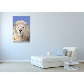 Canvas Wall Art The Big Blonde, Glowing in the dark, 80 x 120 cm