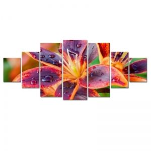 Large Canvas Wall Art Sets Flowers