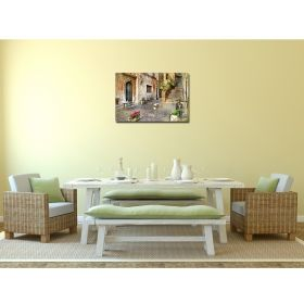 Canvas Wall Art Italian D